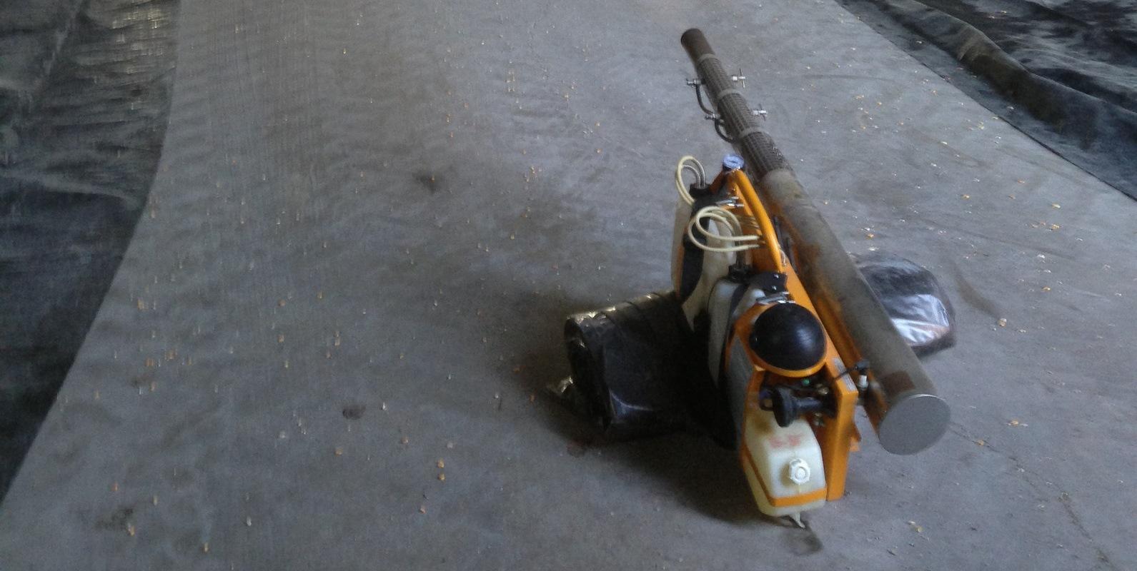 Ködképző generátor