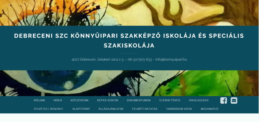 konnyuipari.hu főoldal referencia kép